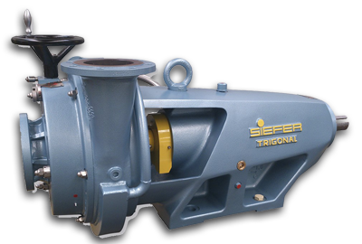 WW Equipment: Siefer Trigonal mills distributor